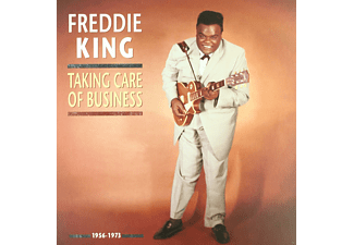 Freddie King - Taking Care Of Business - (CD)