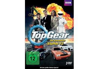 Top Gear - Staffel 12 - (DVD)
