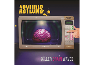 Asylums - Killer Brain Waves [CD]