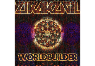 Zirakzigil - Worldbuilder - (CD)
