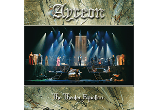 Ayreon -  The Theater Equation [CD + DVD Βίντεο]