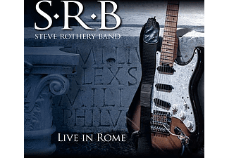 Steve Rothery - Live in Rome (CD + DVD)