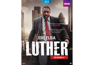 Luther - Seizoen 4 | Blu-ray