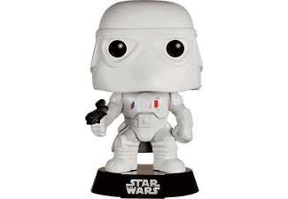 - Funko POP! Movies: Star Wars - Snowtrooper Limited Edition |