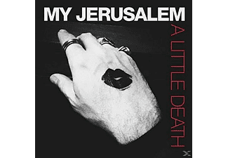 My Jerusalem - A Little Death (2LP/Clear Vinyl) - (Vinyl)