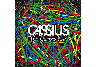 Cassius - The Rawkers - (LP + Bonus-CD)