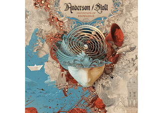 Jon Anderson, Roine Stolt - Invention Of Knowledge - (LP + Bonus-CD)
