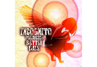 Incognito - In Search Of Better Days - (CD)