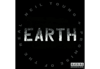 Neil Young;Promise Of The Real - Earth | CD