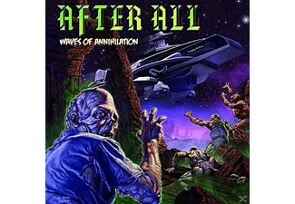 After All - Waves Of Annihilation (Ltd.Edt.) [CD]