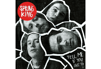Spring King - Tell Me If You Like To (Ltd.Red Vinyl) [Vinyl]