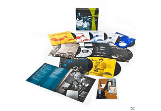 Miles Davis - The Complete Prestige 10-Inch LP Collection - (Vinyl)