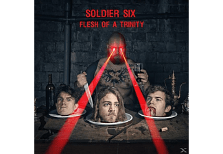 Soldier Six - Flesh Of A Trinity - (CD)