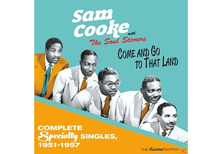 Sam And The Soul S Cooke - Come And Go To That Land-Complete Specialty Sing - (CD)