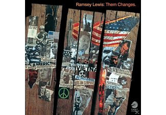 Ramsey Lewis - Them Changes [CD]