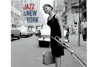 VARIOUS - Jazz & New York - (CD)