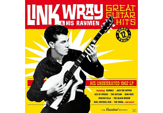 Link Wray and His Raymen - Great Guitar Hits (CD)