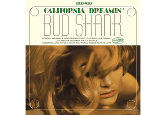 Shank, Bud / Baker, Chet - California Dreamin' [CD]