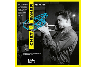 Chet Baker - Quartet Vol.2 [CD]