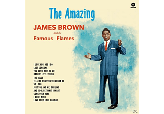 James Brown - The Amazing James Brown+4 Bonus Tracks (Ltd.180 [Vinyl]