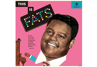 Fats Domino - This Is Fats+2 Bonus Tracks (Ltd.180g Vinyl) [Vinyl]