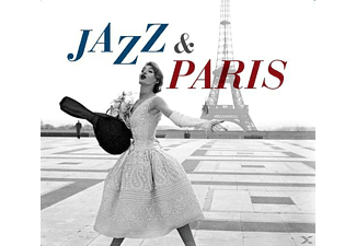 VARIOUS - Jazz & Paris [CD]
