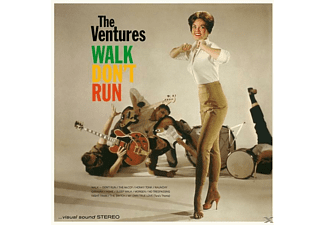 The Ventures - Walk Don't Run+4 Bonus Tracks (180g LP) - (Vinyl)
