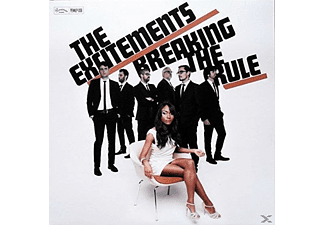 The Excitements - Breaking The Rule - (CD)