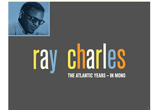 Ray Charles - The Atlantic Studio Albums In Mono - (Vinyl)