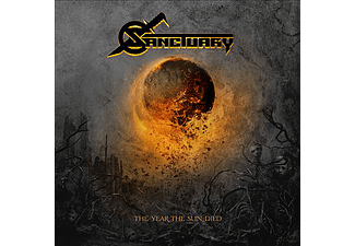 Sanctuary - The Year the Sun Died (CD)