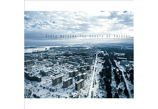 Steve Rothery - The Ghosts of Pripyat (CD)