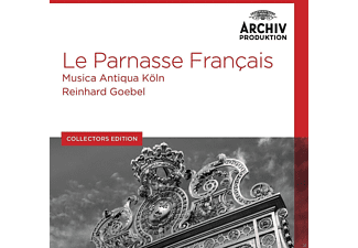 Reinhard Goebel, Musica Antiqua Köln - Le Parnasse Francais (Collectors Edition) [CD]