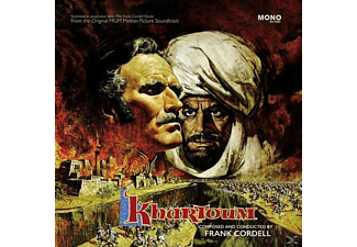 Frank Cordell - Khartoum (2LP+CD+MP3/180g/Remaster/Colour/Poster) - (LP + Bonus-CD)
