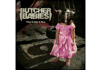 Butcher Babies - Take It Like a Man (CD)