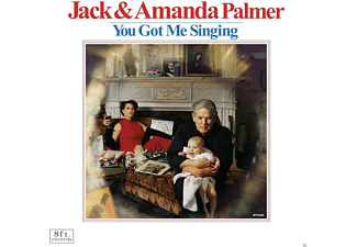 Jack And Amanda Palmer - You Got Me Singing - (CD)