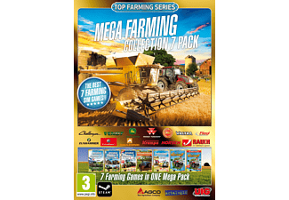 Mega Farming Collection 7 Pack | PC