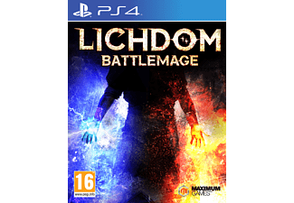 Lichdom: Battlemage | PlayStation 4