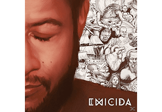 Emicida - About Kids,Hips,Nightmares A - (CD)