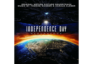 Harald Kloser Independence Day: Resurgence (Original Motion Picture Soundtrack) CD