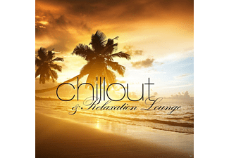 VARIOUS - Chillout & Relaxation Lounge - (CD)