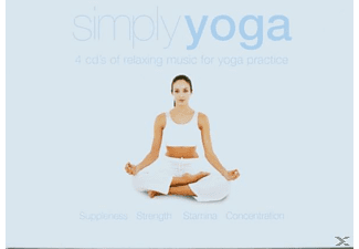 Div Meditation, VARIOUS - Simply Yoga [CD]