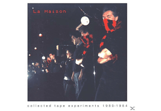La Maison - Collected Tape Experiments 1980-198 - (LP + Bonus-CD)