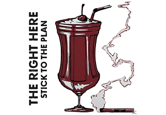 The Right Here - Stick With The Plan - (CD)