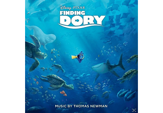 Thomas Newman - Finding Dory (Findet Dorie) - (CD)