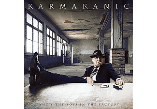 Karmakanic - Who's the Boss in the Factory? (CD)