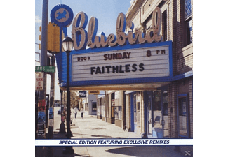 Faithless - Sunday 8pm | CD