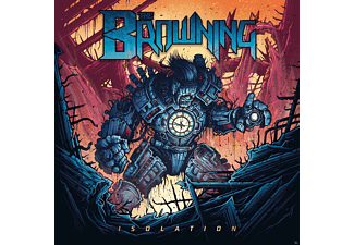 The Browning - Isolation - (CD)