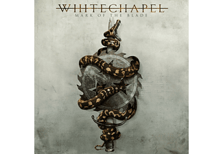 Whitechapel - Mark Of The Blade - (CD)