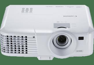 Canon LV-X320 XGA-DLP Paneel-3D geschikt-RJ-45+MHL-compatible HDMI poorten (0910C003)