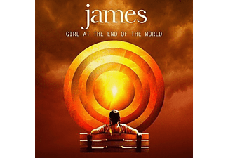 James -  Girl At The End Of The World [Βινύλιο]